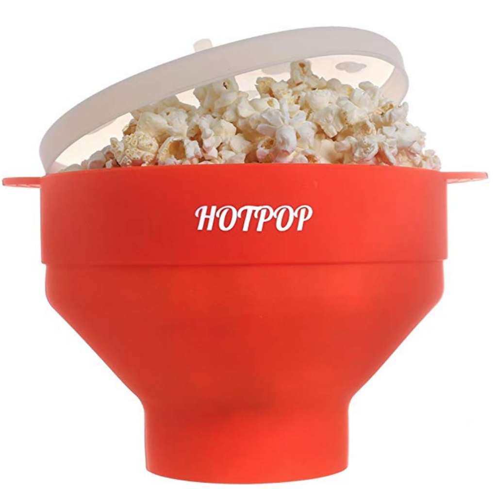 healthy popcorn popper bowl